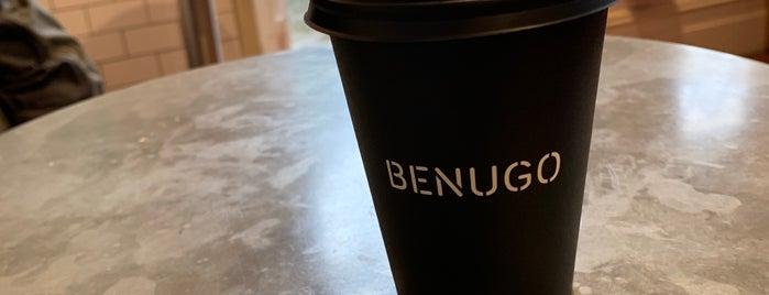 Benugo Espresso Bar is one of Posti che sono piaciuti a Michael.