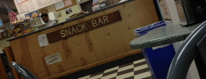 The Snack Bar is one of Boston.