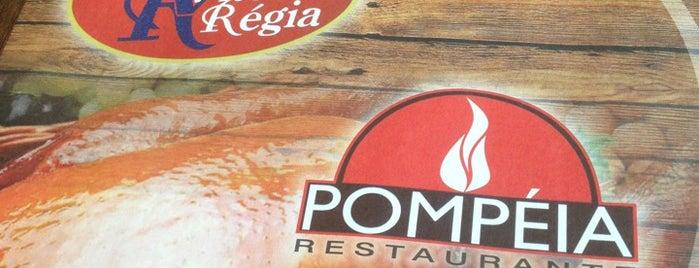 Restaurante Pompéia is one of Posti che sono piaciuti a Elcio.