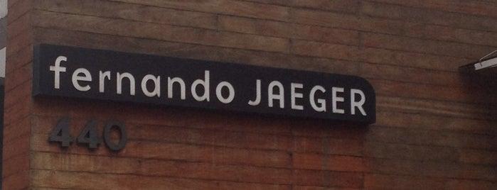 Fernando Jaeger is one of móveis, acessórios e utilidades para casa.