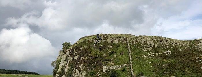 Hadrian's Wall is one of Carl'ın Beğendiği Mekanlar.