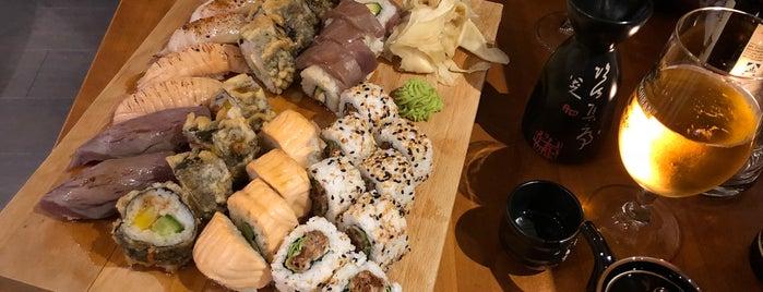 Fukuoka Sushi Company is one of Sushi.