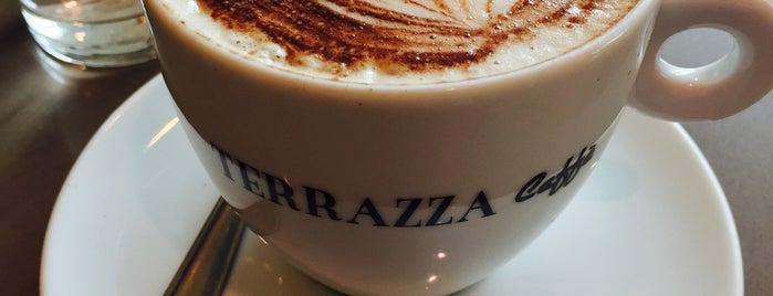 Terrazza Caffè is one of Lugares guardados de Alex.