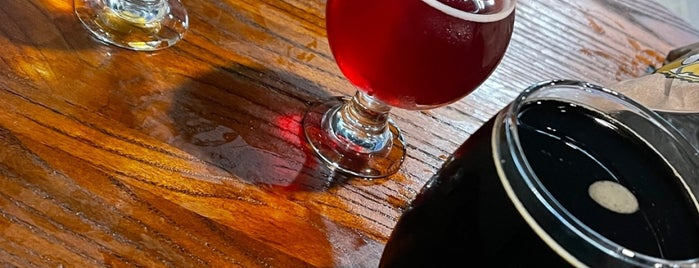 Iron Tug Brewing is one of Places to check out in Rochester.