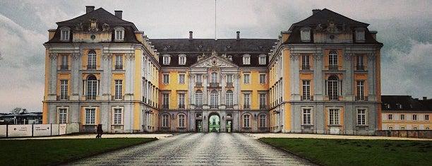 Schloss Augustusburg is one of #111Karat - Kultur in NRW.