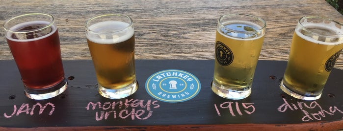 Latchkey Brewing is one of San Diego.