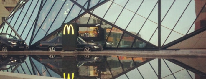 McDonald's is one of Dat 님이 저장한 장소.