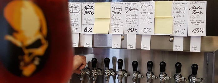 De Struise Brouwers is one of Beer / RateBeer Best in Belgium.