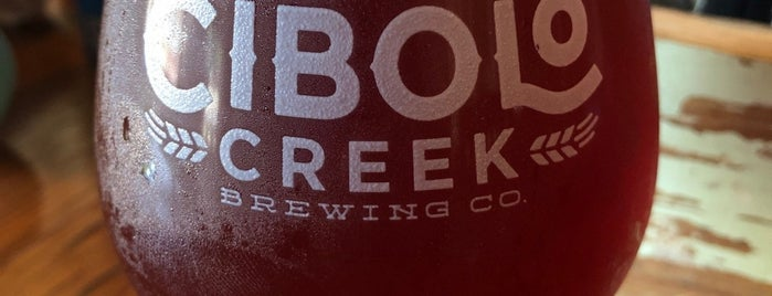 Cibolo Creek Brewing Co. is one of Tyroneさんの保存済みスポット.