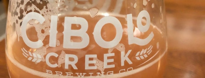 Cibolo Creek Brewing Co. is one of Ronさんの保存済みスポット.