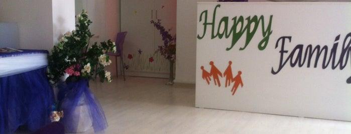 Happy Family Club is one of Lieux qui ont plu à Buket.