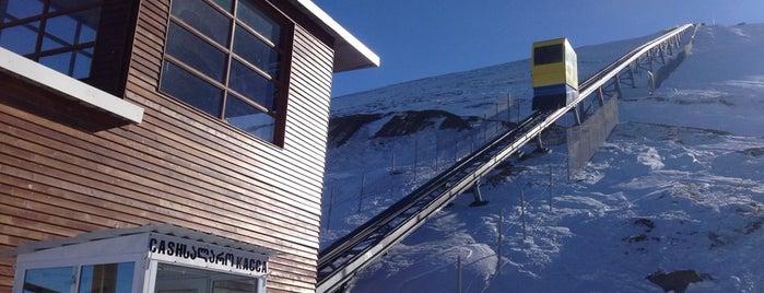 Dedveli Ski Slope is one of Lidiaさんのお気に入りスポット.