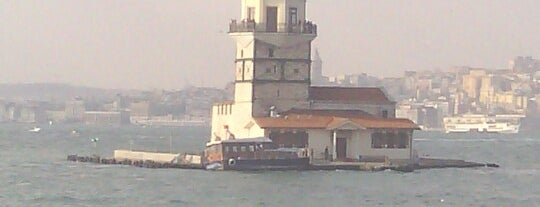 Menara Leandros is one of istanbul gezi listesi.