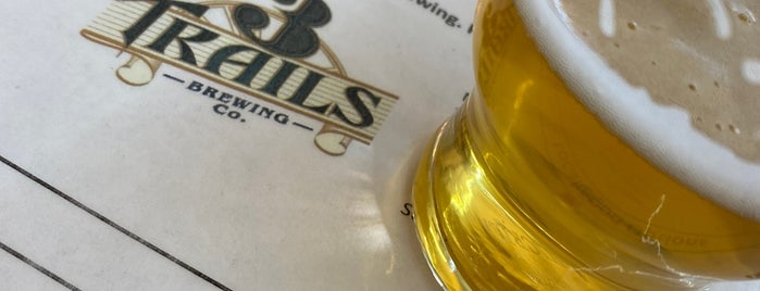 3 Trails Brewing is one of BBQ Trip.