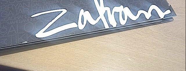 Zafran Restaurant is one of Diana'nın Beğendiği Mekanlar.