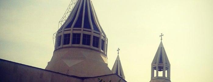 Holy Sarkis Church | کلیسا سرکیس مقدس is one of Trevor'un Beğendiği Mekanlar.