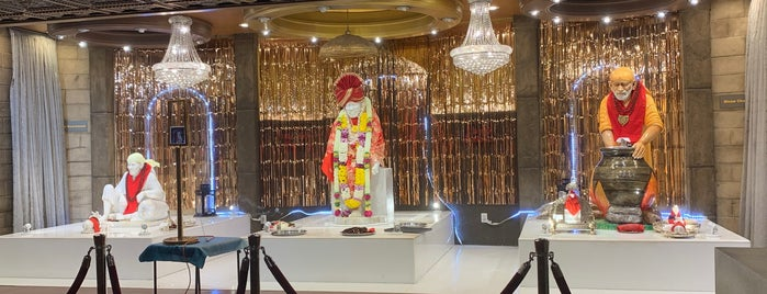 Shirdi Sai Darbar is one of San Francisco.