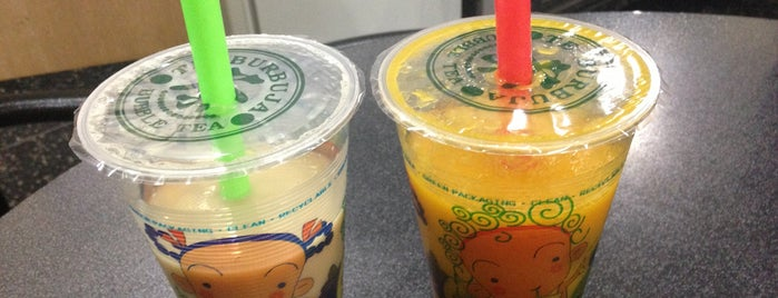 Bubble Tea is one of Peru.