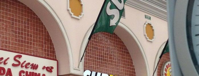 Subway is one of Posti che sono piaciuti a Mime.