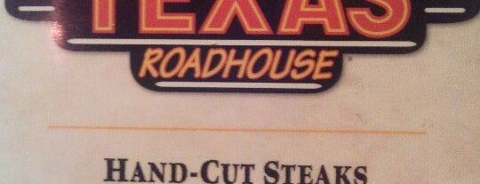 Texas Roadhouse is one of Best Restaurants in Savannah.