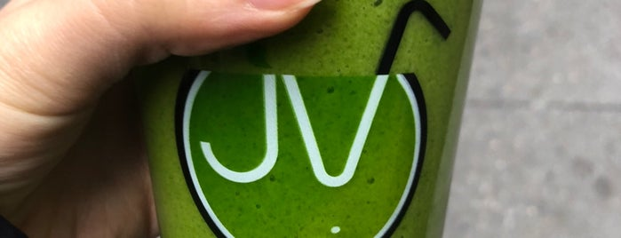Juice Vitality is one of Financial District.