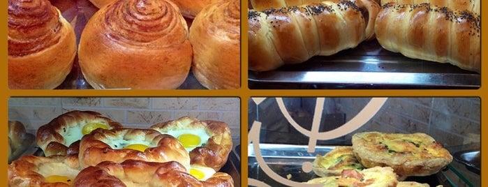 Пекарня «Горячий хлеб» is one of Posti che sono piaciuti a Jane.