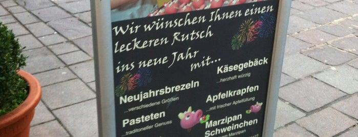 Bäckerei Trölsch is one of Tempat yang Disimpan Cigdem.