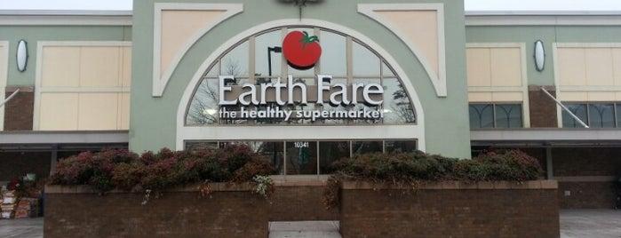 Earth Fare is one of Lieux qui ont plu à Matthew.
