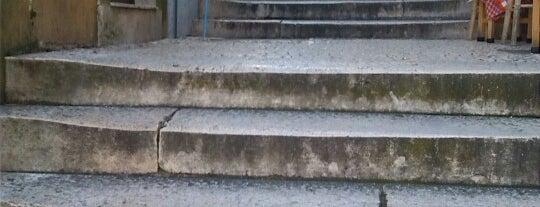Escadas do Quebra Costas is one of Tempat yang Disimpan Americo.