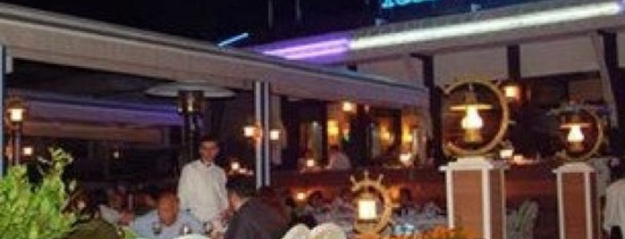 Lakerda Balık Restaurant is one of İstanblue.