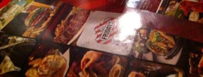 TGI Fridays is one of Brianさんのお気に入りスポット.