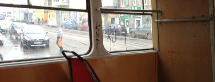 Трамвай №5 is one of Princessa'nın Beğendiği Mekanlar.