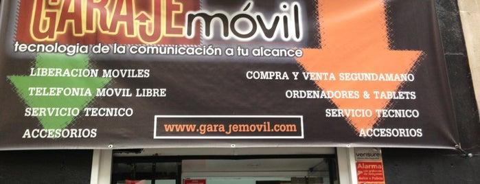 Garaje Movil is one of Lugares favoritos de Garajemovil.