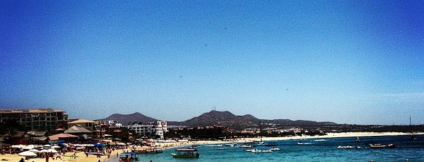 Medano Beach Club is one of Cabo.