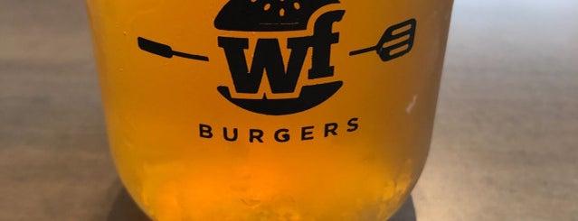 Wicked Fresh Burgers is one of Dana : понравившиеся места.