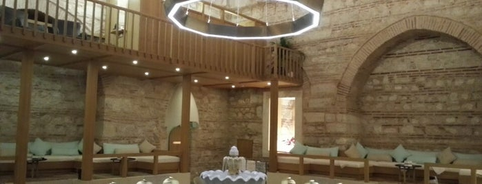 Kılıç Ali Paşa Hamamı is one of Turkish Hamam Experience.