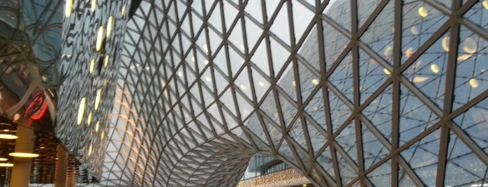MyZeil is one of Frankfurt 101.