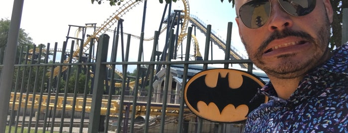 Batwing is one of ROLLER COASTERS.