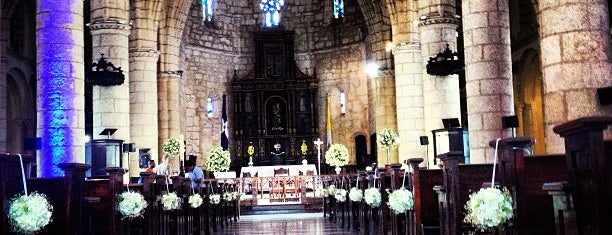 Catedral Primada de America is one of Dominican Republic.