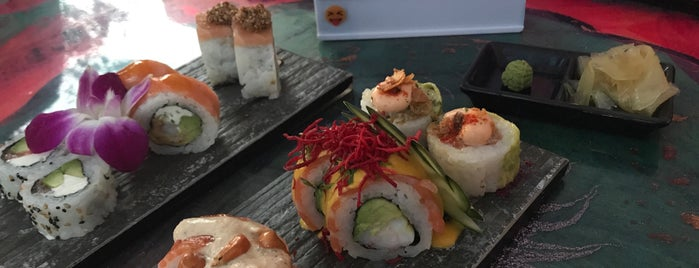 Sushi Club is one of Gonzalo : понравившиеся места.