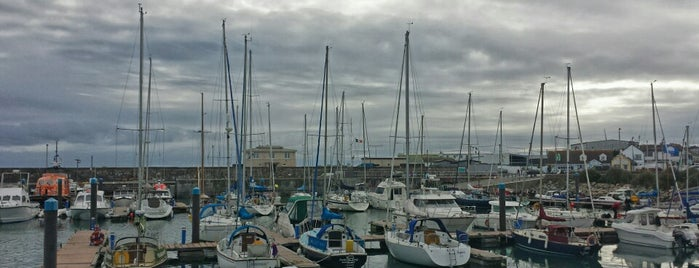 Kilmore Quay is one of Mark's list of Ireland.