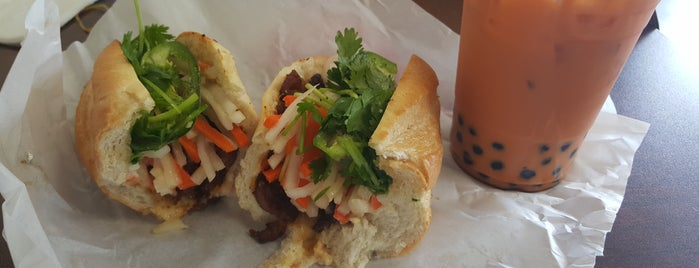 Saigon Sandwiches & Deli is one of San Diego.