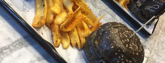 Burger Black is one of Orte, die Baturalp gefallen.