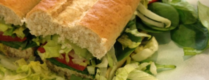 Campus Sub Shop is one of Summer '12.
