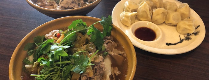 Julie's Noodles is one of Austin Healthy-ish Eats.