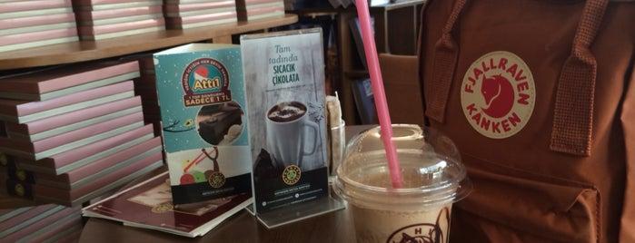 Kahve Dünyası is one of Posti che sono piaciuti a Lizza.