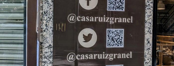 Casa Ruiz Granel is one of Living in Barcelona.