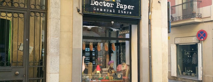 Doctor Paper is one of BCN.
