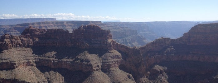 Grand Canyon National Park (West Rim) is one of Yenny : понравившиеся места.