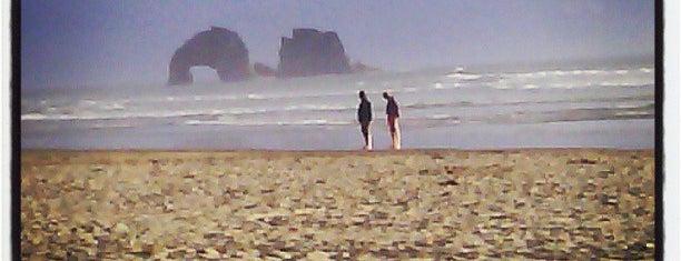 Rockaway Beach is one of Oregon Coast.